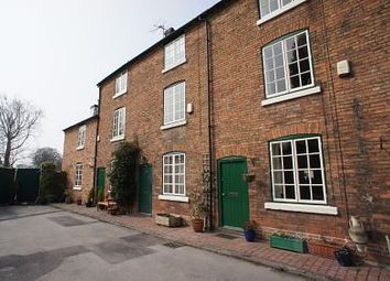 Thumbnail 2 bed terraced house to rent in Poplar Row, Darley Abbey, Derby