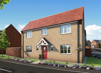 """Thumbnail 4 bed property for sale in """"The Jasmine"""" at Mansfield Road, Tibshelf, Alfreton"""