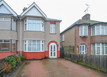 Thumbnail 3 bed end terrace house for sale in Royston Avenue, Southend-On-Sea