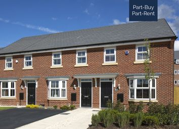 "Thumbnail 3 bedroom end terrace house for sale in ""Archford"" at Black Firs Lane, Somerford, Congleton"