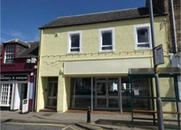 Thumbnail Commercial property to let in Market Street, Galashiels
