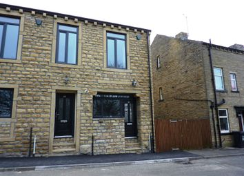 Thumbnail 4 bed end terrace house for sale in Fern Street, Boothtown, Halifax