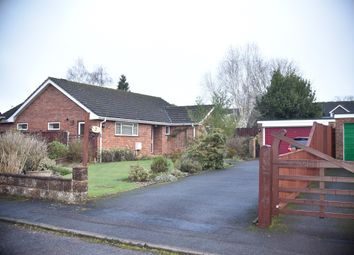 Thumbnail 3 bed detached bungalow for sale in Edwina Close, North Baddesley, Southampton