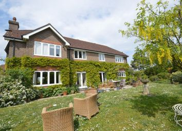 Thumbnail 5 bed detached house for sale in Southlands Park, Midhurst