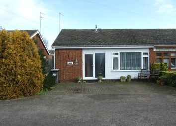Thumbnail 2 bed semi-detached bungalow for sale in Orchard Way, Cranfield
