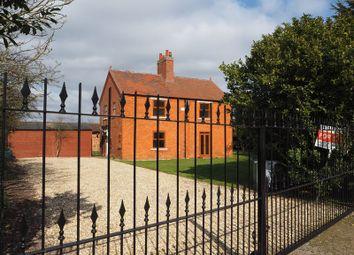 Thumbnail 4 bed detached house for sale in Langford Moor Farm Cottage, Coddington, Newark