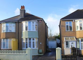 Thumbnail 2 bed semi-detached house for sale in Greendale Road, Beacon Park, Plymouth