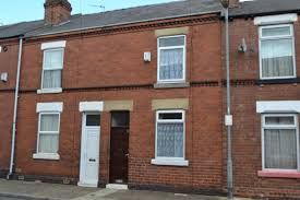 Thumbnail 2 bed terraced house for sale in Lincoln Street, Rotherham