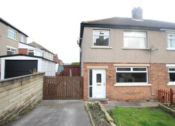 Thumbnail 3 bed semi-detached house to rent in Carver Street, Cleckheaton