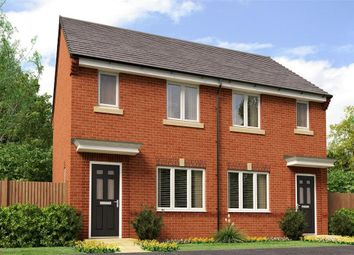 """Thumbnail 3 bed semi-detached house for sale in """"The Nevis Rk"""" at Buttercup Gardens, Blyth"""