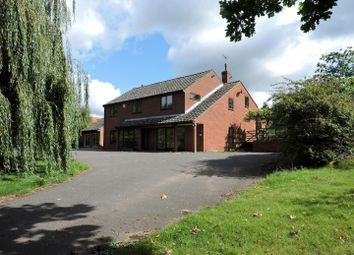 Thumbnail 6 bed detached house for sale in Summer Lane, Bromeswell, Woodbridge