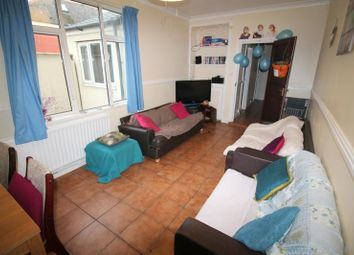 Thumbnail 8 bed terraced house to rent in Lisvane Street, Cathays, Cardiff