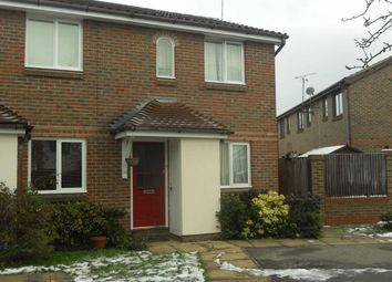 Thumbnail End terrace house to rent in Fletcher Drive, Wickford, Essex