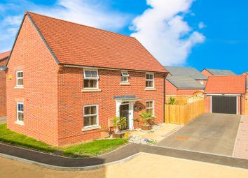 Thumbnail 3 bed detached house for sale in Hardwick Avenue, Barton Seagave