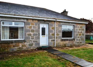 Thumbnail 3 bed semi-detached bungalow to rent in Roysvale Place, Forres