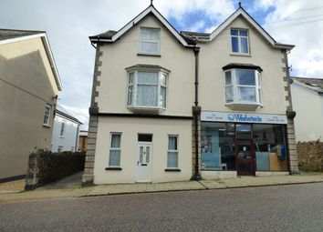 Thumbnail 1 bed flat to rent in Station Road, Okehampton