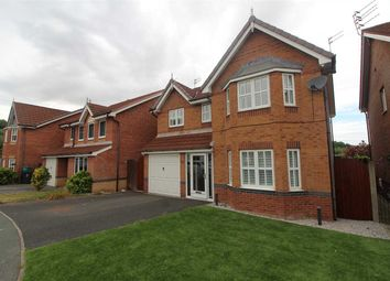 Thumbnail 4 bed detached house for sale in Wordsworth Court, Kirkby, Liverpool
