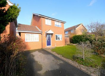 Thumbnail 3 bedroom detached house for sale in Fogwell Road, Botley, Oxford