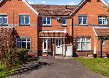 Thumbnail 2 bed town house for sale in Orchard Close, Shepshed, Loughborough