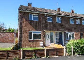 Thumbnail 4 bed end terrace house to rent in Pendock Road, Oldland Common, Bristol