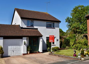 Thumbnail 4 bed link-detached house for sale in Scott Close, Taunton