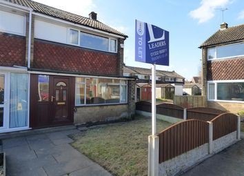 Thumbnail 3 bed semi-detached house to rent in Twyford Close, Willington, Derby