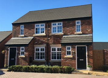 "Thumbnail 2 bed terraced house for sale in ""Alnwick"" at Lightfoot Green Lane, Lightfoot Green, Preston"