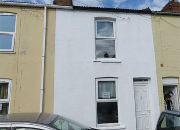 Thumbnail 2 bed terraced house for sale in Thesiger Street, Lincoln