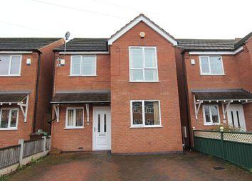 Thumbnail 3 bedroom detached house for sale in Langdale Drive, Bilston, West Midlands