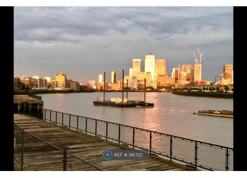 Thumbnail 2 bed flat to rent in Free Trade Wharf, London