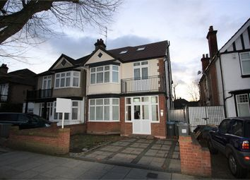 Thumbnail 5 bed semi-detached house to rent in Harrowdene Road, Wembley, Middlesex