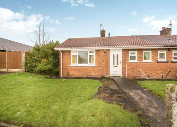 Thumbnail 1 bedroom bungalow for sale in Crescent Drive, Little Hulton, Manchester