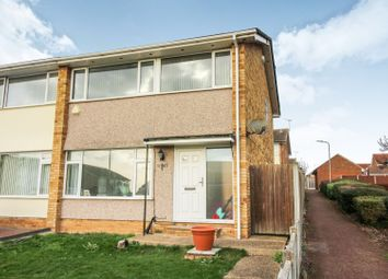 Thumbnail 3 bed semi-detached house for sale in Fairfield Crescent, Leigh-On-Sea