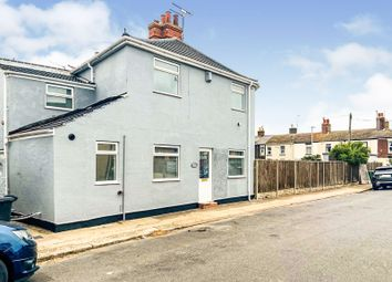 Thumbnail 3 bed end terrace house for sale in Exmouth Road, Great Yarmouth
