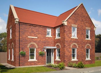 "Thumbnail 4 bed detached house for sale in ""The Hartlebury "" at Wellow Road, Ollerton, Newark"