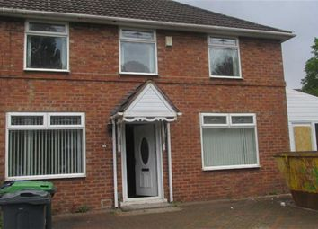 Thumbnail 3 bedroom semi-detached house to rent in Clive Street, West Bromwich