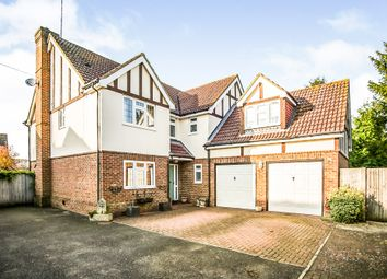 Thumbnail 5 bed detached house for sale in Ashford Road, Harrietsham, Maidstone