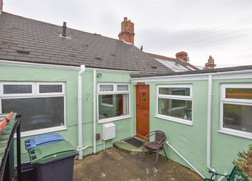 Thumbnail 2 bed terraced bungalow for sale in First Street, Bradley Bungalows, Consett