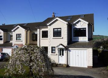 Thumbnail 4 bed link-detached house for sale in The Moorings, Disley, Stockport, Cheshire