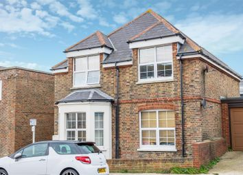 Thumbnail 2 bed flat for sale in Richmond Road, Seaford