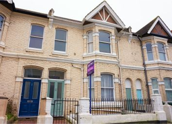 Thumbnail 4 bed terraced house for sale in Portland Road, Hove