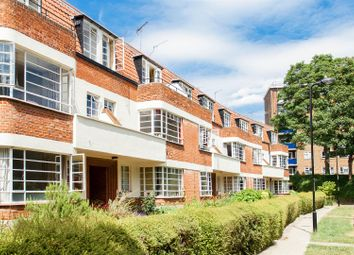 Thumbnail 2 bed flat for sale in Greenway Close, London