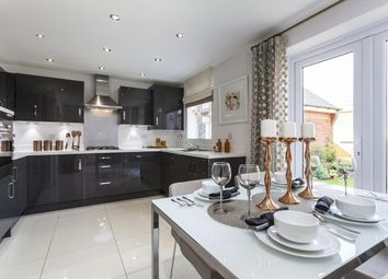 """3 bed semi-detached house for sale in """"Kennett"""" at Crick Road, Hillmorton, Rugby CV23"""