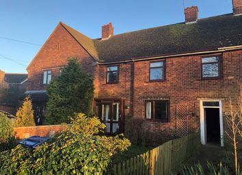 Thumbnail 3 bedroom terraced house for sale in Kettlethorpe Road, Kettlethorpe, Lincoln