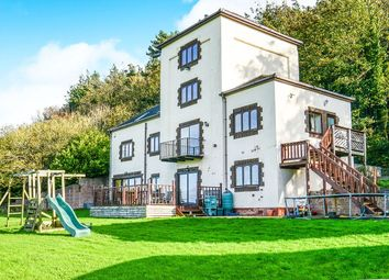 Thumbnail 4 bed detached house for sale in Tan Y Fron Road, Abergele