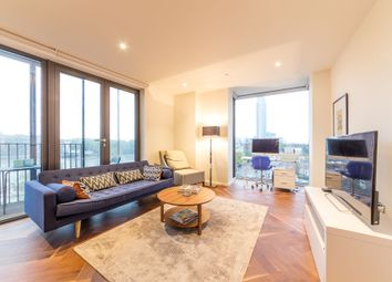 Thumbnail 2 bedroom flat to rent in Ambassador Building, 5 New Union Square, Embassy Gardens, London