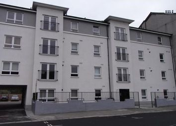 Thumbnail 2 bed flat to rent in Barnabas Court, Castle Street, Paisley