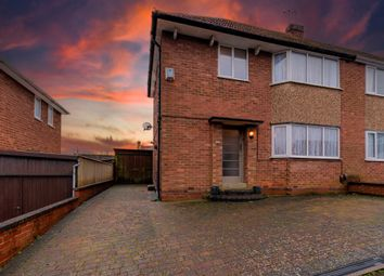 Thumbnail 3 bed semi-detached house for sale in Greenhill Road, Kettering
