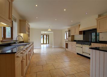 Thumbnail 5 bed detached house for sale in Bert's Way, Allington, Grantham