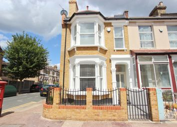 Thumbnail 4 bed end terrace house for sale in Forest Road, Forest Gate, London